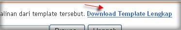 download template lengkap